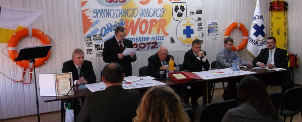 IX Zjazd WOPR Oddziału Rejonowego w Kędzierzynie-Koźlu