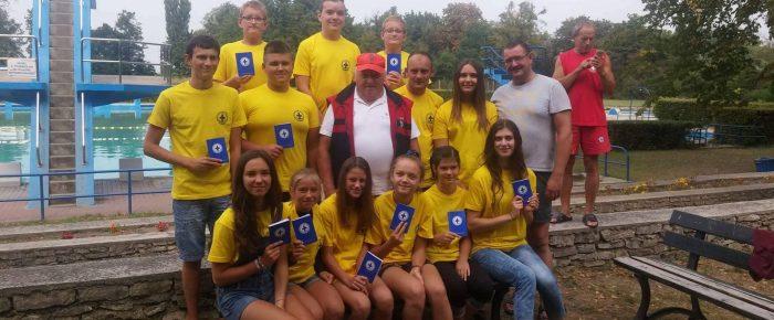 Szkolenie na stopień młodszego ratownika WOPR  – Strzelce Opolskie