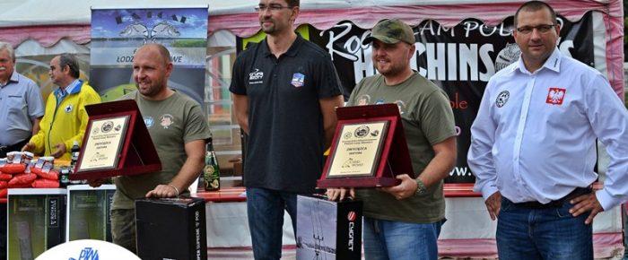 Drużynowe mistrzostwa Polski karpiarzy Dębowa 2016