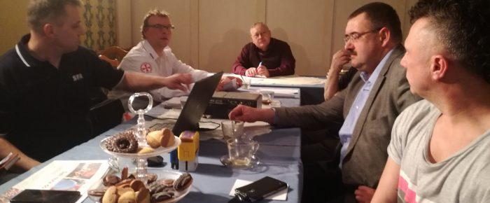 Posiedzenie Zarządu WOPR Województwa Opolskiego
