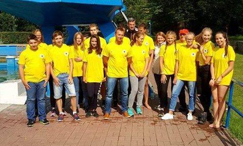 Szkolenie ratowników młodszych WOPR  w Strzelcach Opolskich