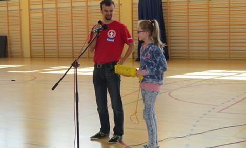 Kamil Tangermann kierownikiem drużyny WOPR Olesno.