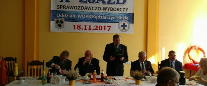 X Zjazd Oddziału Rejonowego WOPR w Kędzierzynie Koźlu