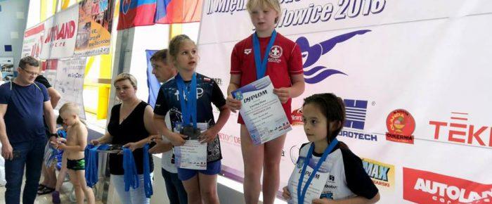 IX międzynarodowy miting pływacki Pawłowice 2018