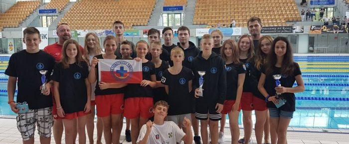 52 mistrzostwa Polski   w sportowym  ratownictwie wodnym- Szczecin 2018 r.