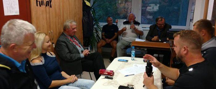 Posiedzenie Prezydium  WOPR Kędzierzyn Koźle