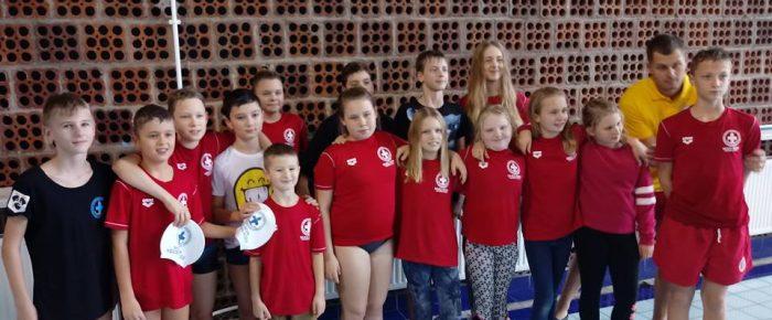 Miejska Liga Pływacka Zdzieszowice