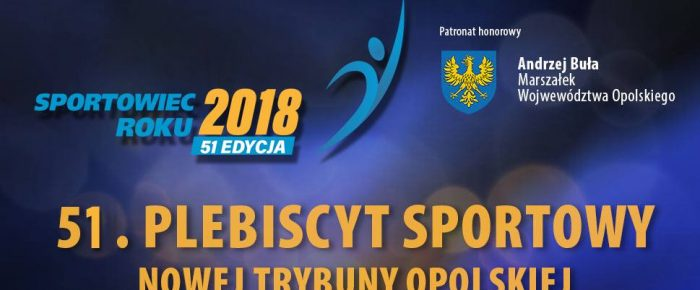 Finał 51 plebiscytu NTO  na najpopularniejszego  sportowca i drużyny Opolszczyzny