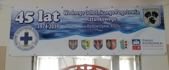 45 lat WOPR Kędzierzyn Koźle- 24.05.2019 r.
