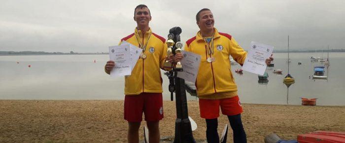 Mistrzostwa Polski Południowej w ratownictwie wodnym na wodach otwartych Nysa