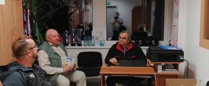 Posiedzenie Zarządu WOPR Kędzierzyn Koźle