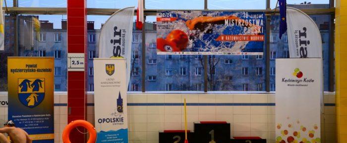 10.zimowe mistrzostwa Polski w ratownictwie wodnym.