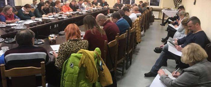 Szkolenie NGO w Urzędzie Miasta Kędzierzyn Koźle