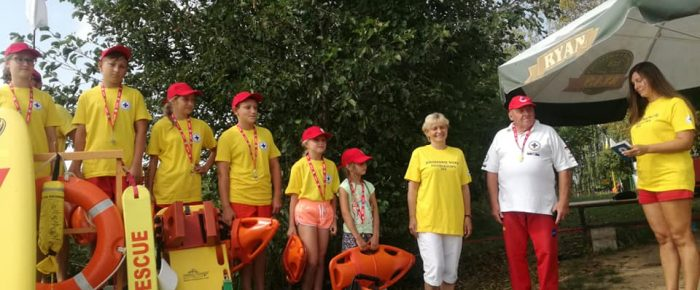 Wznowienie szkolenia  ratownika młodszego WOPR i ratownika wodnego