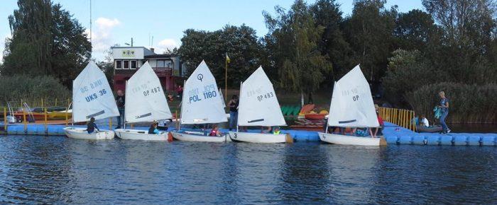 Szkolenie na patent żeglarza jachtowego