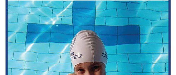 Szkolenie w sekcji pływackiej MUKS WOPR Kędzierzyn Koźle