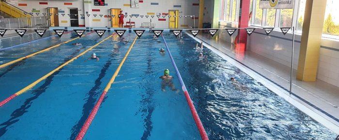 Rozpoczęcie szkolenia w sportowym ratownictwie wodnym