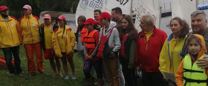 Podsumowanie sezonu  żeglarskiego MUKS WOPR  2020r.