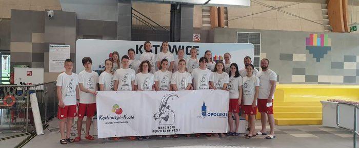 Grand Prix Polski w sportowym ratownictwie wodnym Katowice