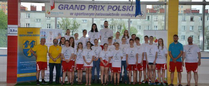 Grand Prix Polski w ratownictwie wodnym  Kędzierzyn Koźle 2021r.