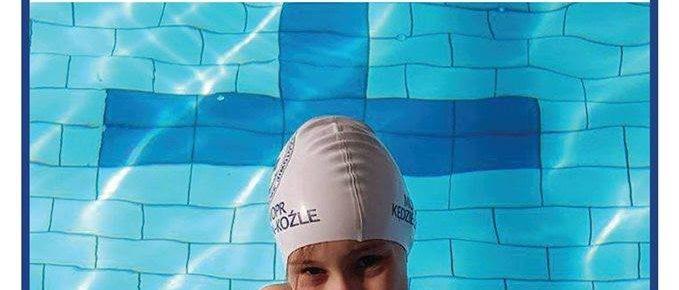 Szkolenie w sekcji pływackiej MUKS WOPR